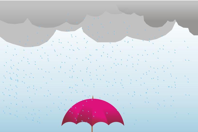 Jika di Indonesia bunyi hujan 'tik-tik' bagaimana di negara lain?