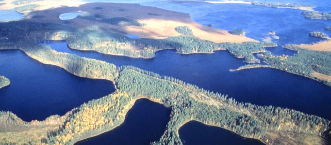 Miliki 180 ribu danau, tiap 26 warga di sini miliki satu danau, wow!