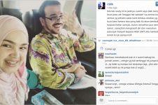 Diisukan cerai, Siti Nurhaliza balas hater pakai foto mesra sama suami