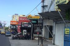 Nikmati suasana Jalan Trunojoyo Bandung ala Jogja di Jalan Cendrawasih