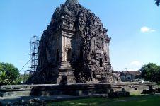 Kisah Candi Tara, dibangun untuk hadiah perkawinan di tahun 778