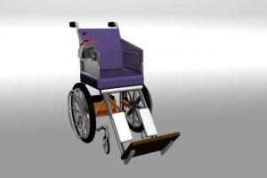 Kursi roda temuan mahasiswa ini bisa sembuhkan stroke