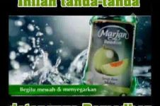 Kata netizen, ramai iklan sirup itu tandanya sebentar lagi Ramadan