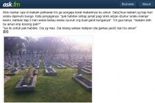 Kesetiaan Habibie kepada Ainun lagi-lagi membuat netizen meleleh