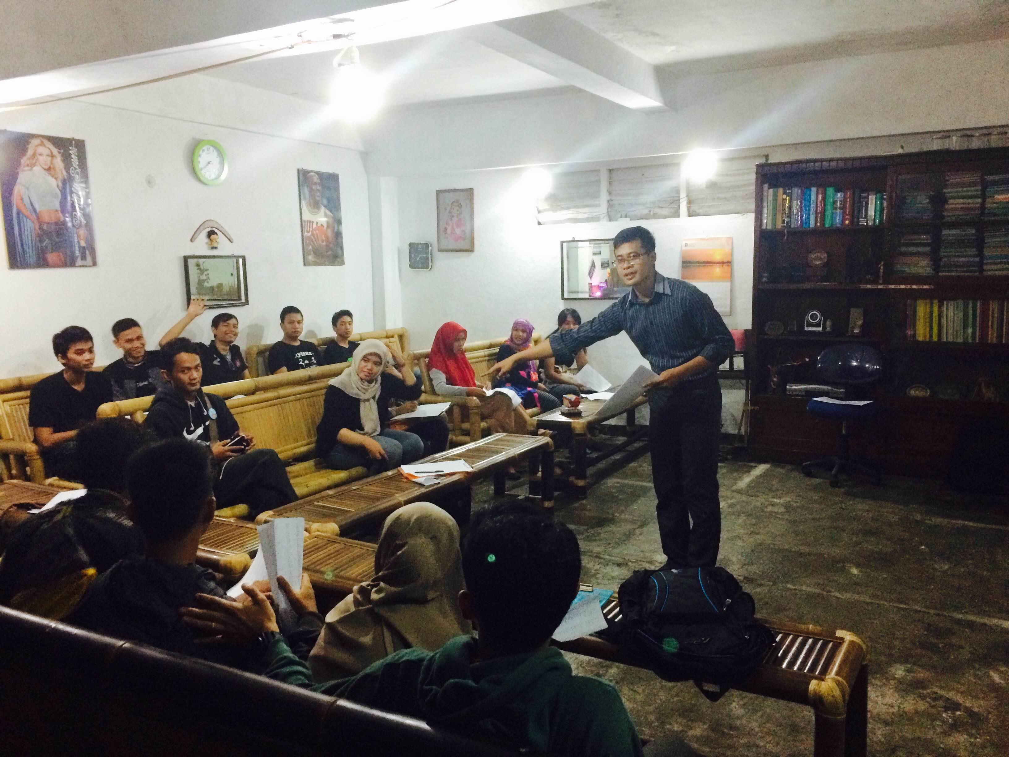 Kursus Bahasa Inggris termurah di Indonesia, Rp 5000/100 menit