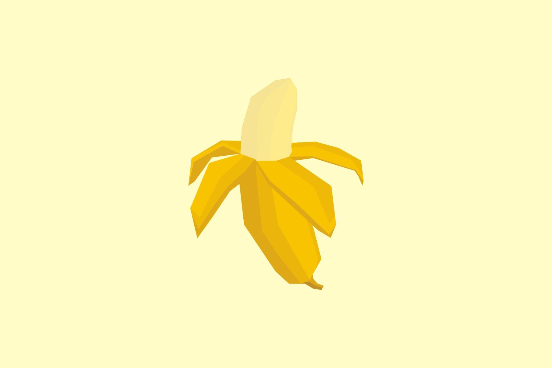 Kalau makan pisang jangan dibuang kulitnya, ampuh obatin jerawat lho!