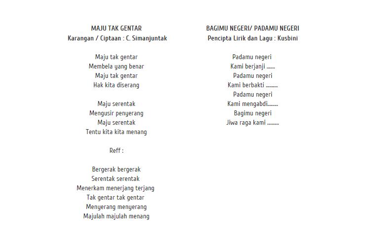 2 Lagu Nasional Ini Kok Susah Banget Ya Ngapalinnya Bener Enggak