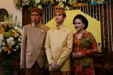 Ini tahapan pernikahan adat Jawa seperti yang digelar keluarga Jokowi