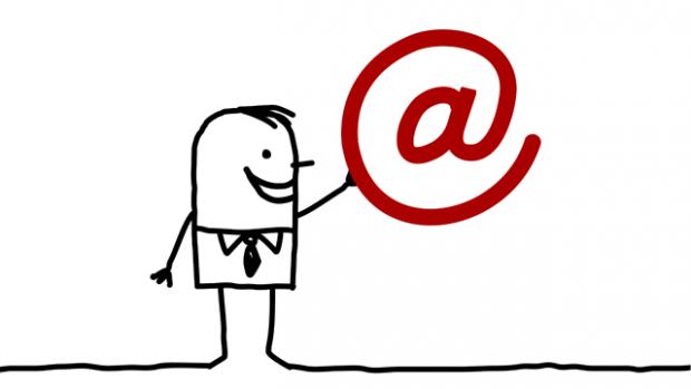 Menguak asal-usul dan arti simbol @ atau 'at' yang sering kamu pakai