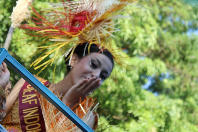 Oktaviani Wulansari, Miss Deaf dari Indonesia! Sungguh brilio!