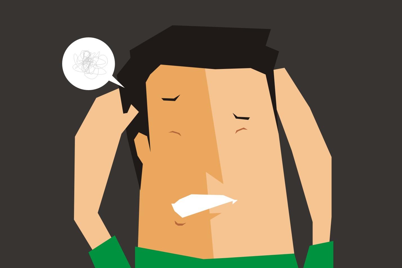Tubuhmu makin gendut? Mungkin kamu mengalami stres saat bekerja, hayo!