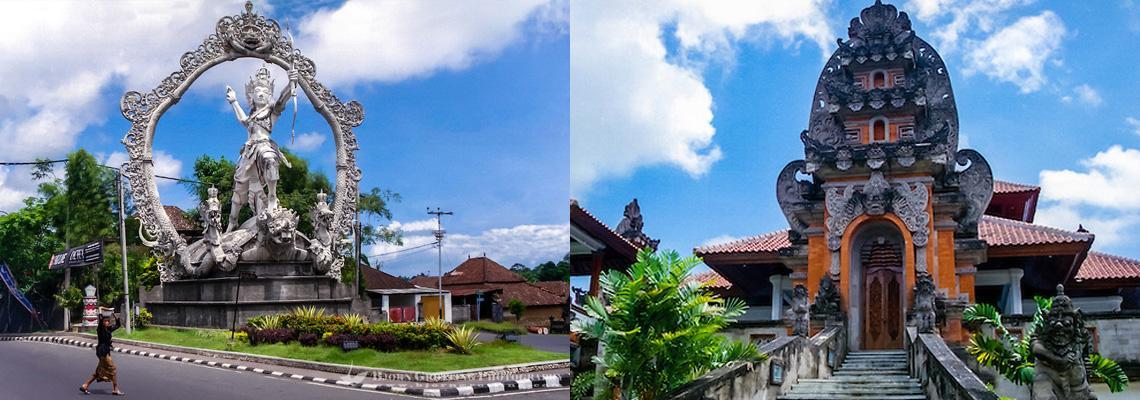 Enaknya tinggal di sini, di kota tersehat di Indonesia, kotamu kah?