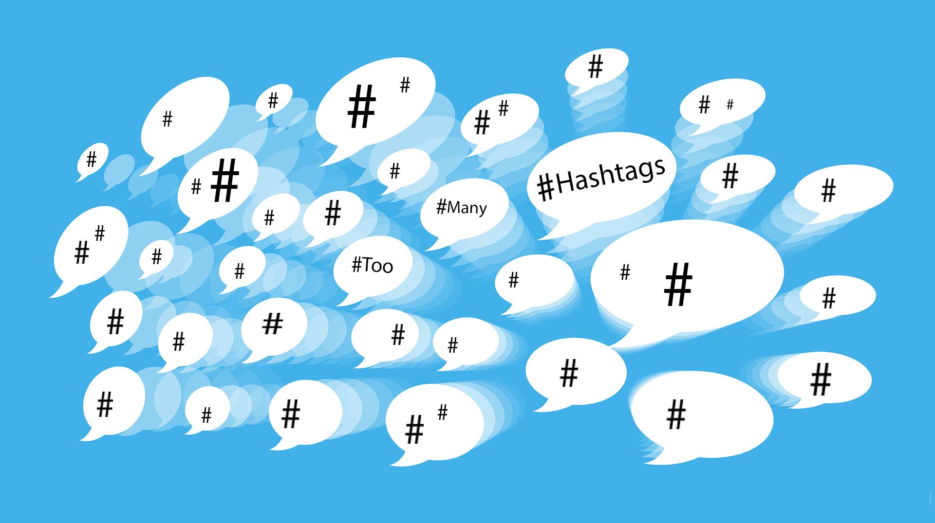 Ini sejarah simbol # atau hashtag yang sering kamu pencet tiap hari