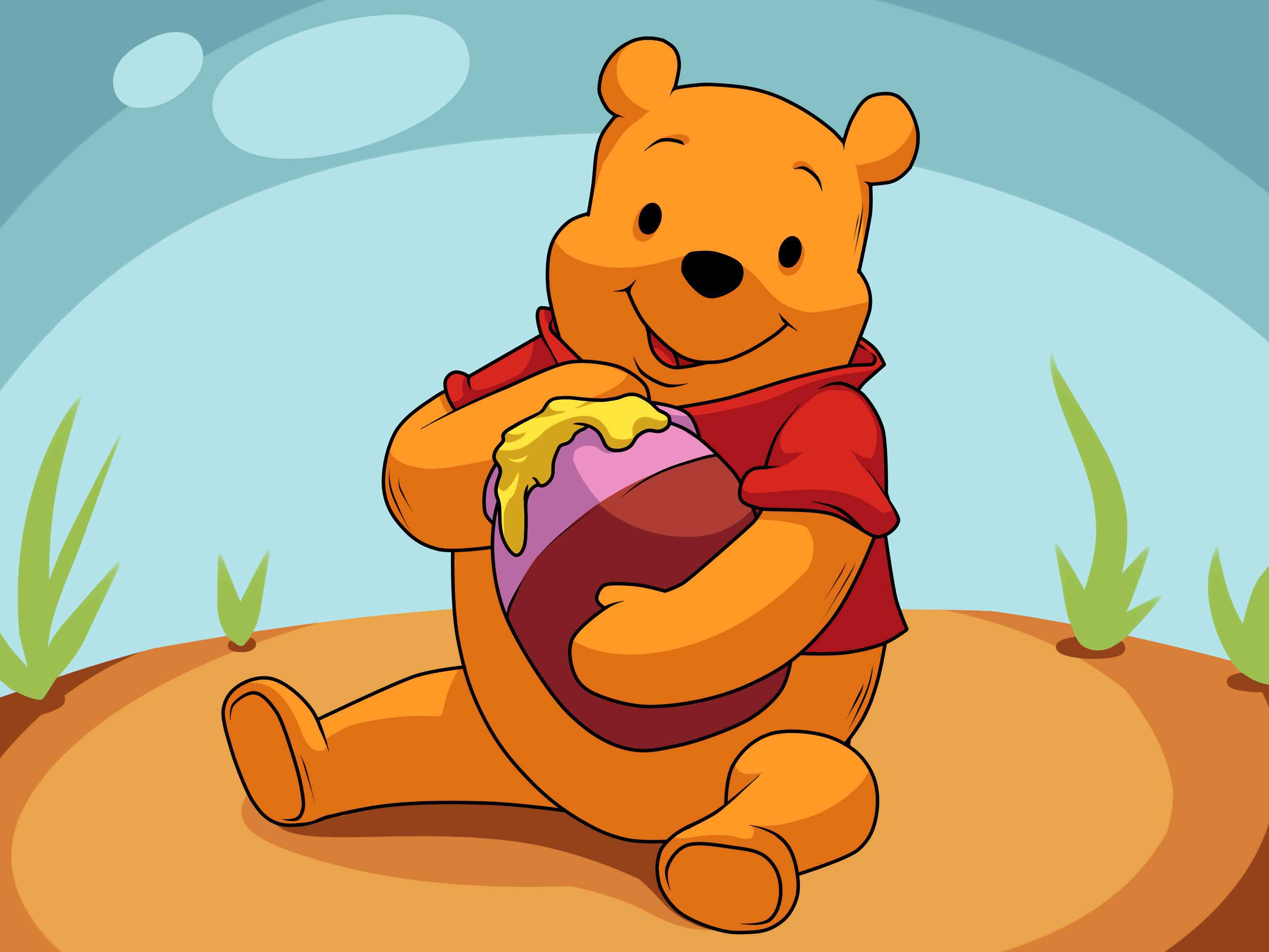 Winnie the Pooh itu laki-laki atau perempuan?