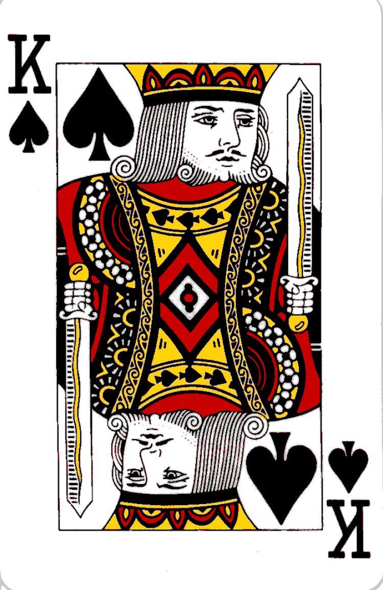 Mengungkap Sosok Raja Yang Ada Di Kartu Remi