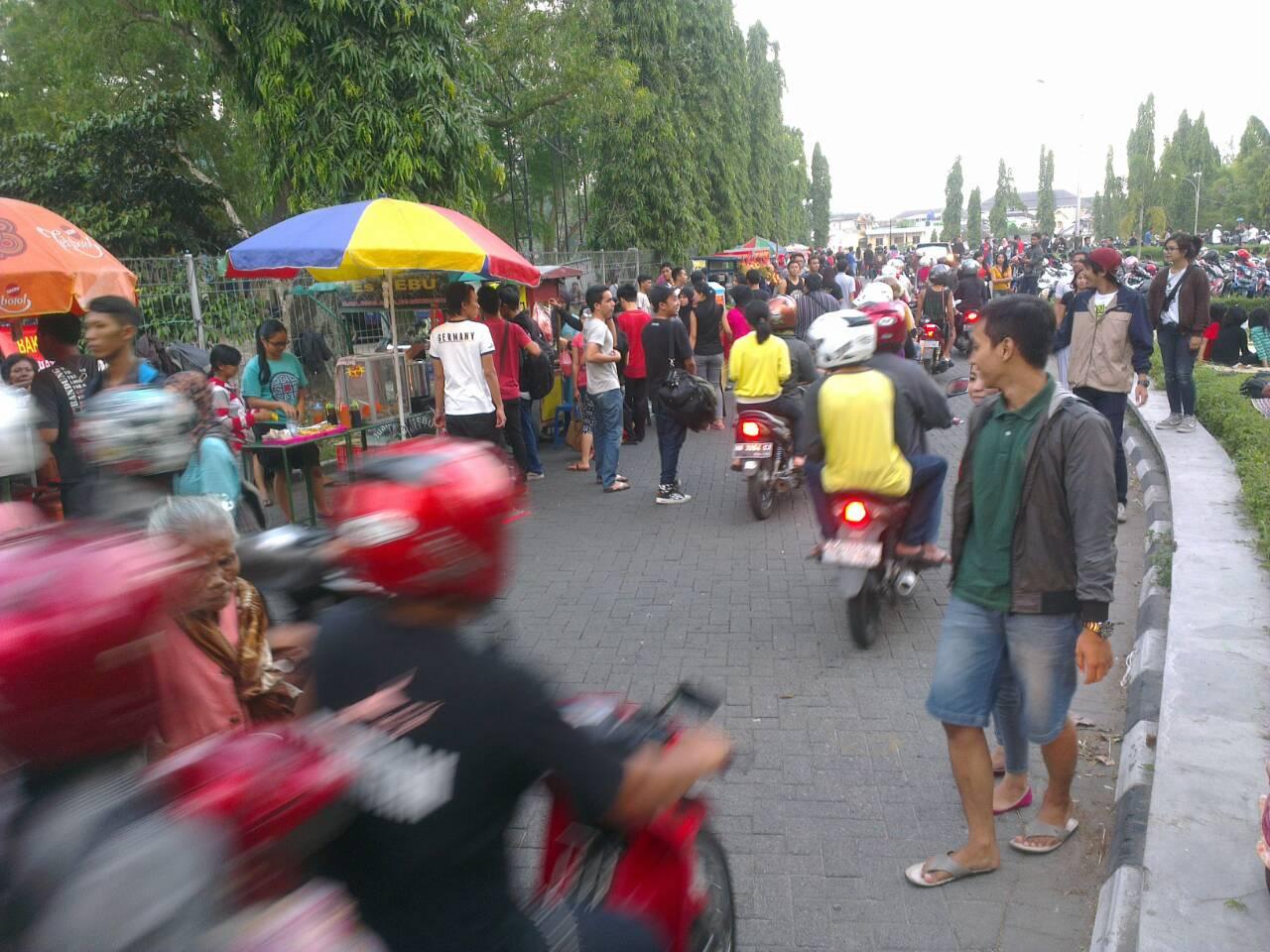5 Spot ngabuburit asyik dan murah di Yogyakarta