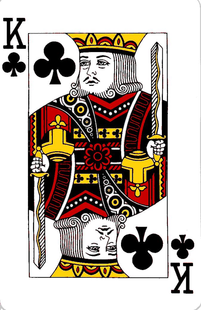 Apa makna simbol yang ada di kartu remi dan mengapa jumlahnya 52?