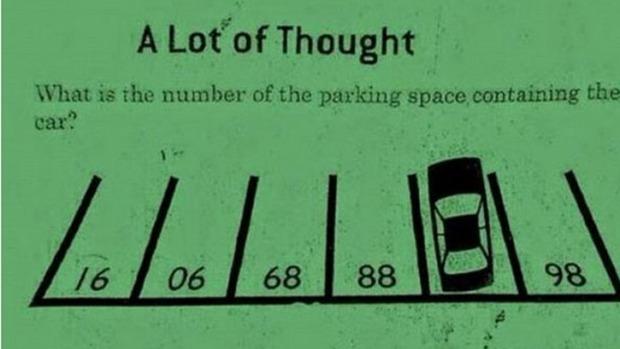 Anak 6 Tahun bisa jawab soal ini dalam hitungan detik, kamu?