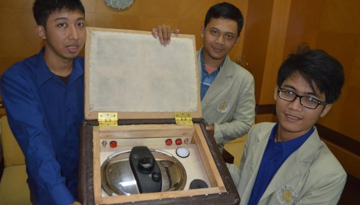 Mahasiswa UGM kembangkan alat pengolah limbah medis murah berkualitas