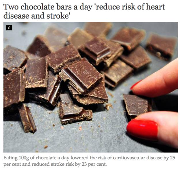 Makan cokelat bisa cegah stroke & sakit jantung, benar apa nggak sih?