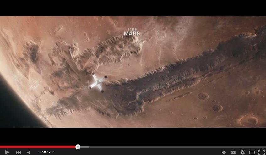 VIDEO: Perjalanan terjauh yang dilakukan umat manusia dari bumi