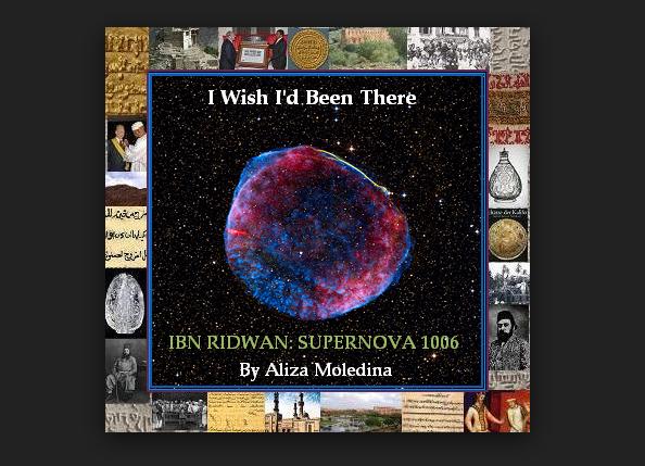 Kenalkan Ibnu Ridwan, ilmuwan muslim saksi peristiwa Supernova 1006