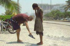 Foto-foto yang akan mengingatkanmu arti tolong-menolong dan empati