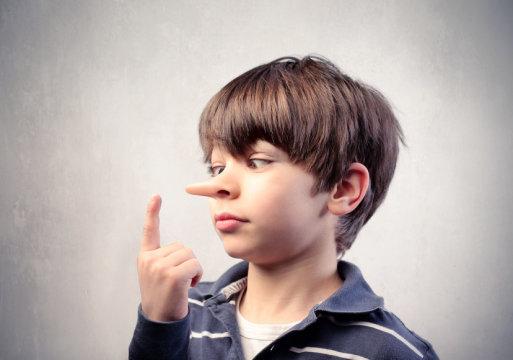 Studi: Anak dengan kemampuan verbal bagus berbakat untuk berbohong