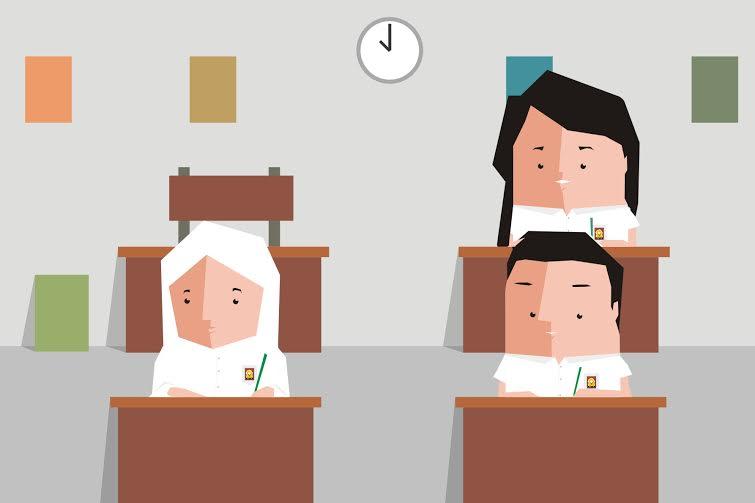 Penjelasan kenapa jam masuk sekolah di Indonesia beda dengan di luar