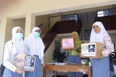 #SaveagitfromOsteosarkoma menjadi kampanye pelajar Jogja saat ini