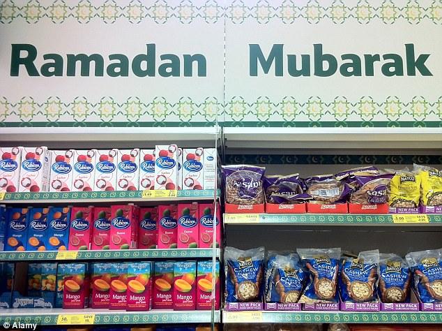 Ramadan, supermarket di Inggris panen rezeki hingga Rp 2 triliun lebih