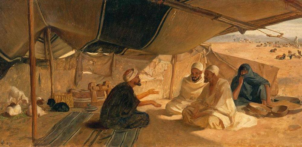 Kisah perpindahan agama seorang panglima di tengah-tengah perang
