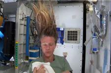 VIDEO: Begini cara hidup astronot di luar angkasa, menakjubkan!