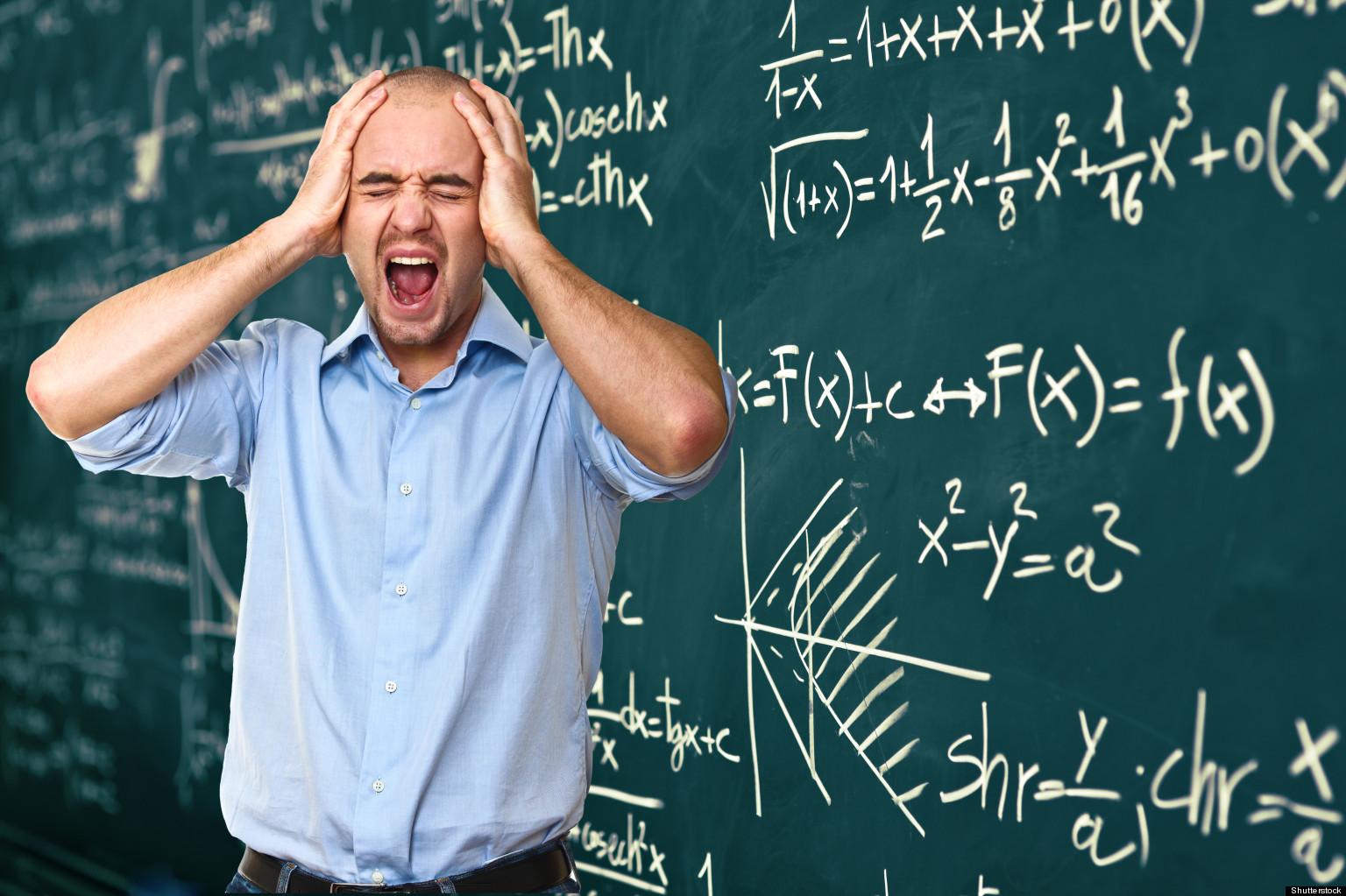 Tak cuma bikin stres, matematika juga bisa kurangi kreativitas