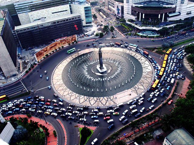 Saat melihat ini, kamu pasti tak mengira adalah Jakarta
