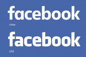 Logo Facebook mengalami perubahan, apanya yang berubah?
