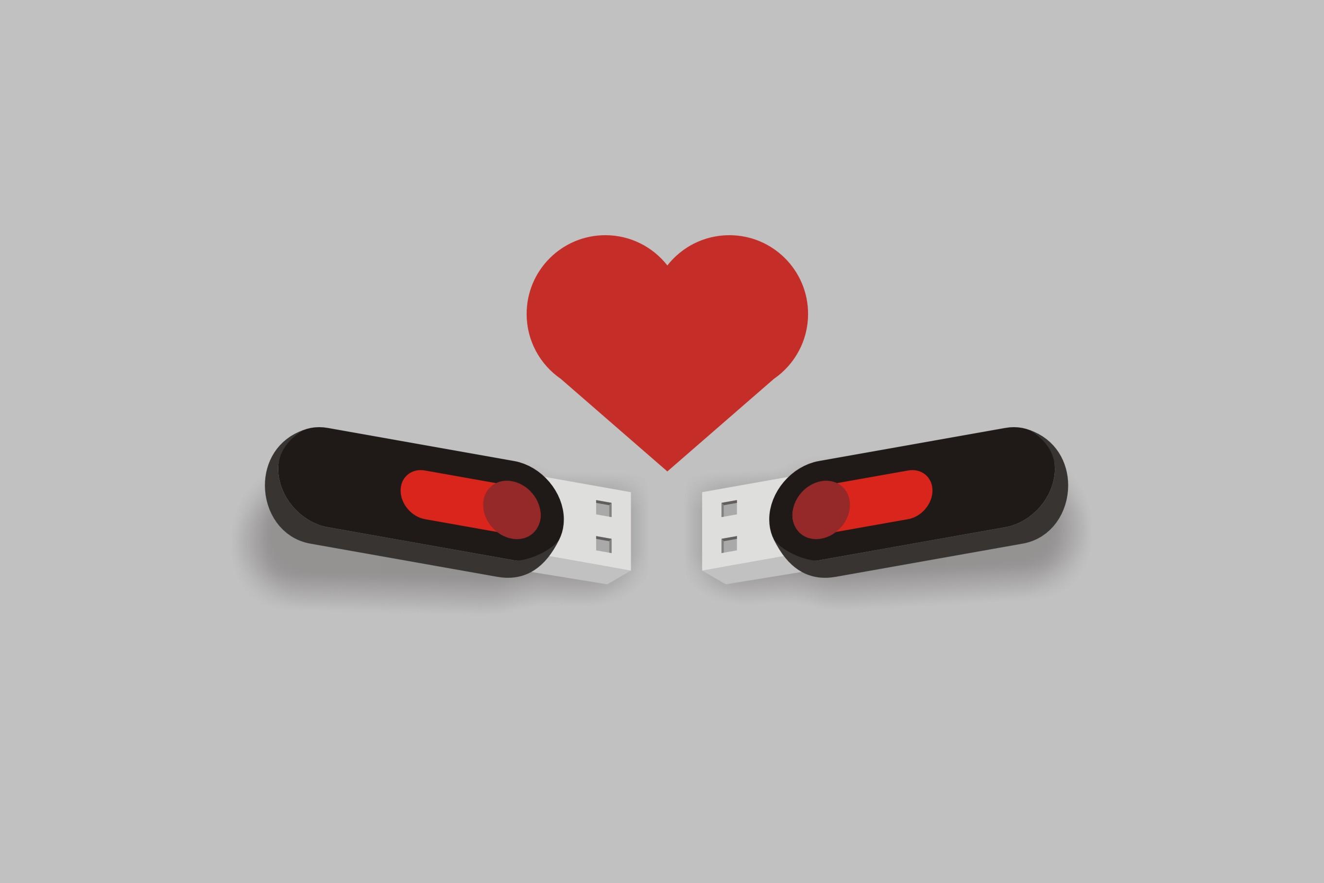 True Story: Cinta bersemi dari flashdisk yang tertukar, so sweet!