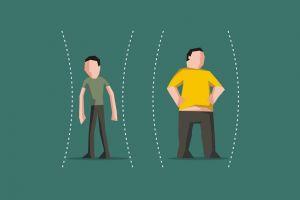 5 Cara gampang hilangkan lemak di tubuh saat di kantor, patut dicoba!