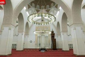 Satu-satunya di dunia, masjid ini punya dua arah kiblat