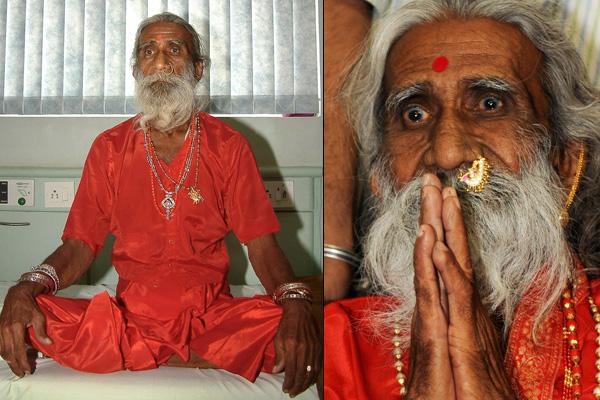 Pria ini bisa tak makan dan minum selama 75 tahun, kok bisa ya?