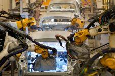 Pekerja ini dibunuh robot di sebuah pabrik mobil, ngeri!