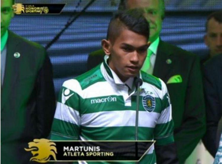 Benarkah Martunis ingin bela timnas sepakbola Portugal?