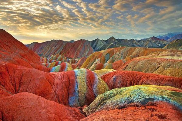 17 Pemandangan alam terindah di dunia, keren banget