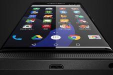 Begini jadinya kalau Blackberry meluncurkan smartphone android