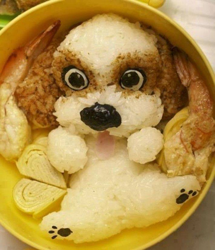 Anak Anjing Lucu Dalam Box