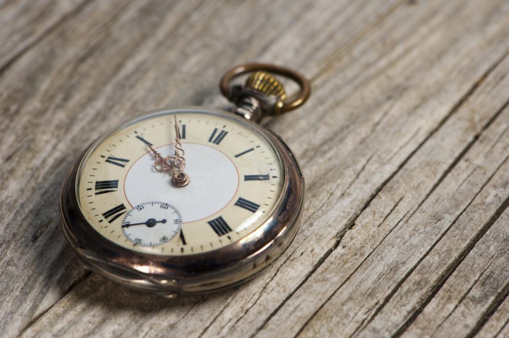 Renungan: Belajar dari detak jam 31.536.000 setahun