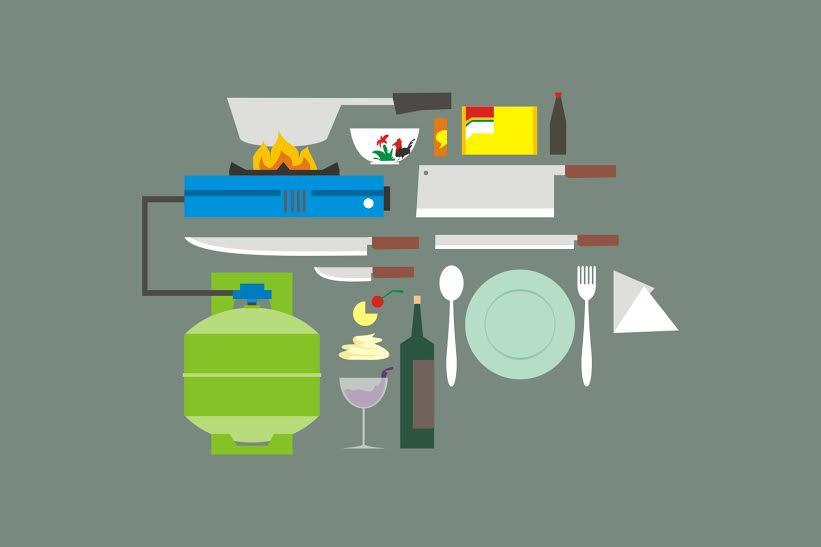 Efek buruk kesehatan dari pemakaian alat masak berbahan aluminium