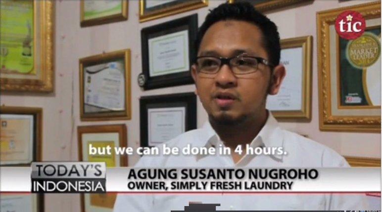 Kece, bisnis laundry ini raih 32 penghargaan