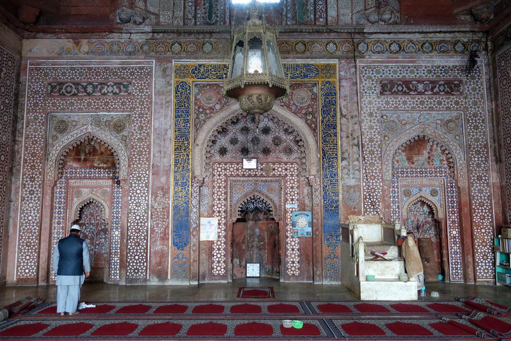 Mihrab, lain dulu lain sekarang artinya ternyata berbeda-beda