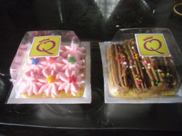 Pakan ternak disulap jadi brownies & rainbow cake, menginspirasi!